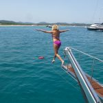 Day Cruising Charters on Motor Yacht Bettia