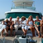 Day Cruising on board Motor Yacht Bettina