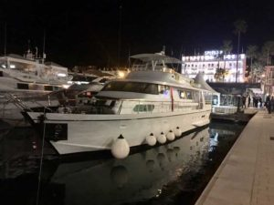 mipim 2018 on board motor yacht bettina